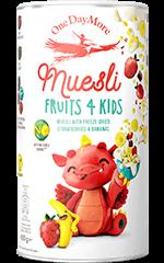 Fruity Kids Muesli OneDayMore