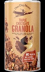 Triple Chocolate Granola OneDayMore