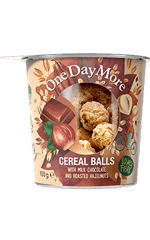 Milk Chocolate and Nuts Cereal Balls set OneDayMore