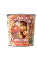Tomatoes and Oregano Cereal Balls set OneDayMore