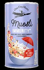 Immunity Muesli OneDayMore