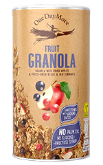 Fruit Granola OneDayMore
